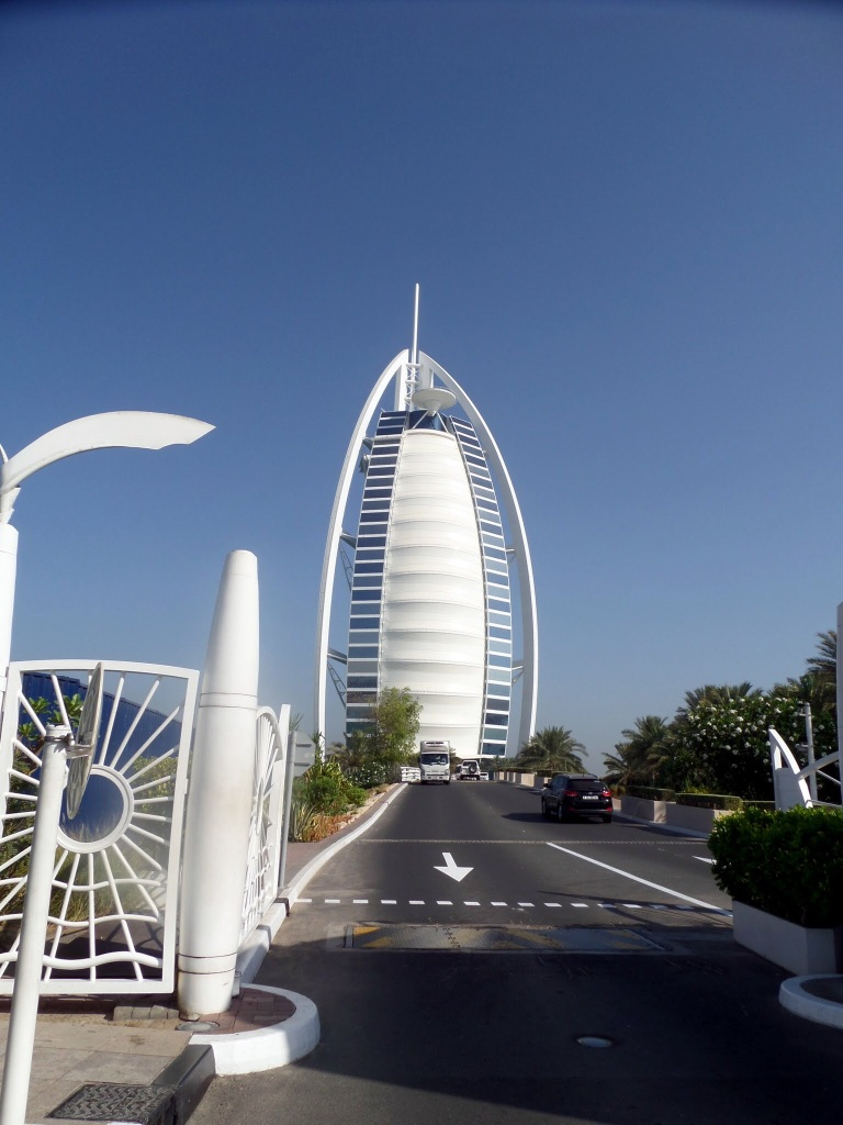 Burj Al'Arab Hotel