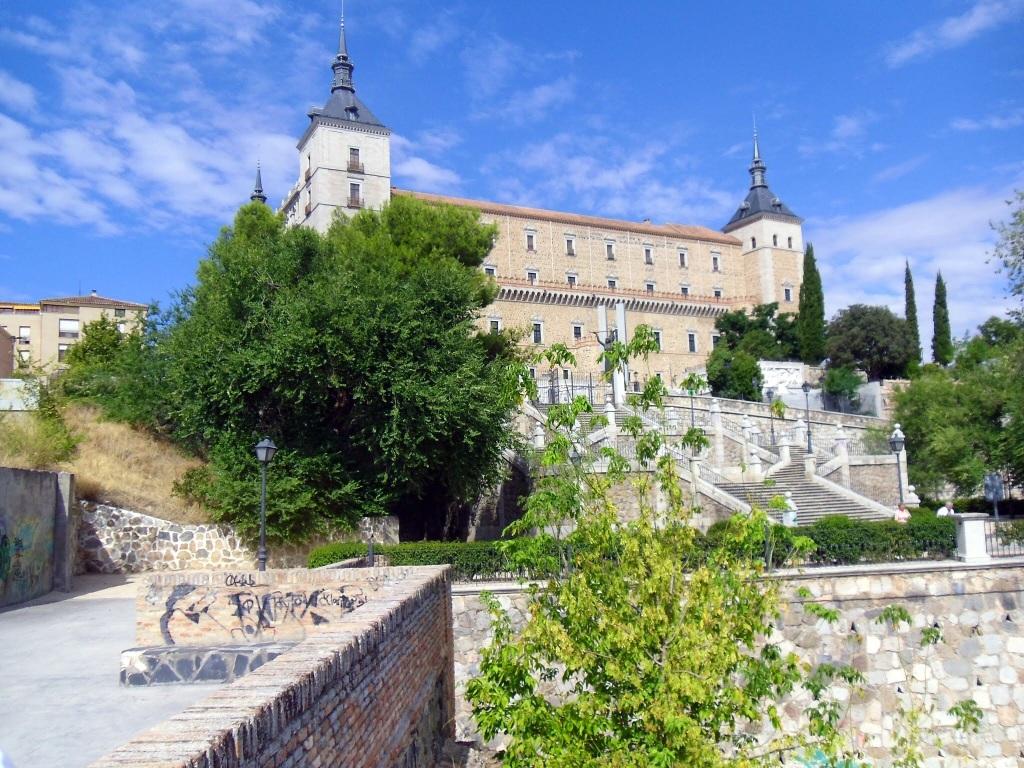 The Alcazar, Toledo