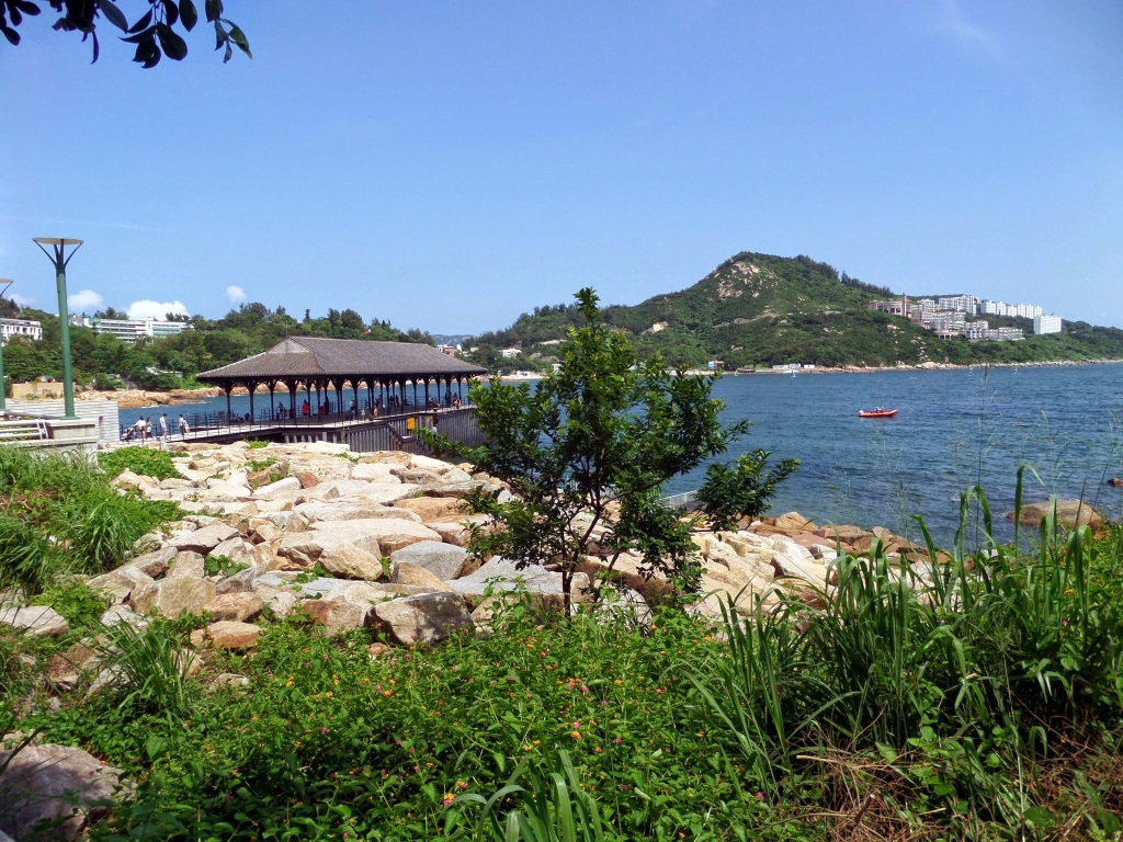 Stanley Harbour and Blake Pier, Hong Kong