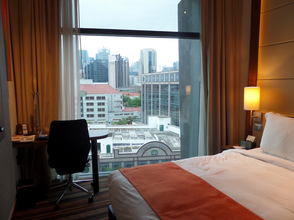 Holiday Inn Express, Clarke Quay, Singapore