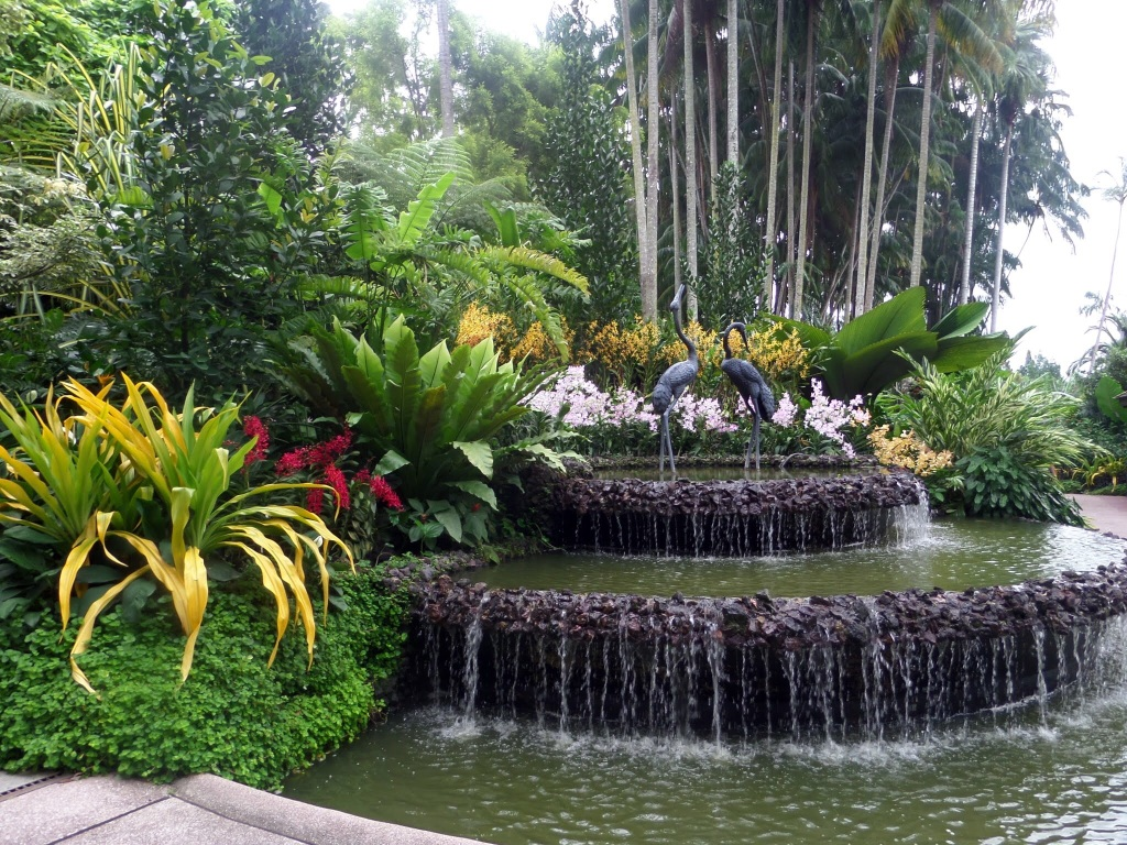 National Orchid Garden, Singapore