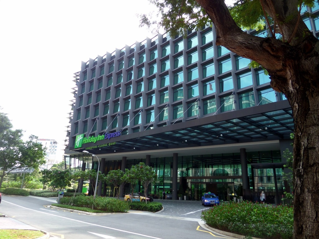 Holiday Inn Express Clarke Quay