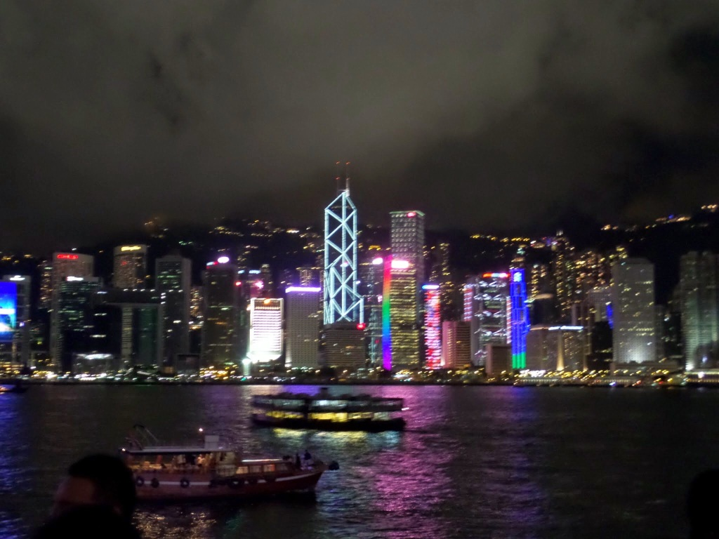 Victoria Harbour, Hong Kong