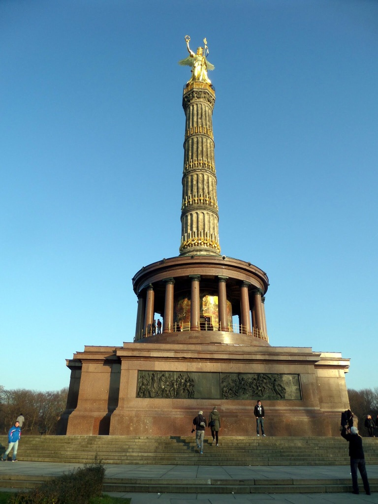 Statue of Victory, Berlin