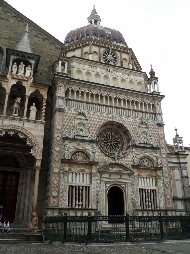 Old Town, Bergamo