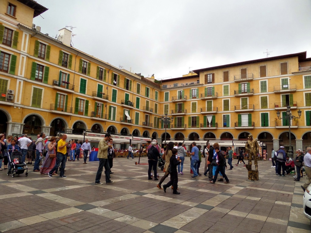 Placa Mayor, Palma