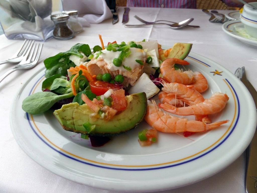 Dinner at Iberostar Santa Ponca