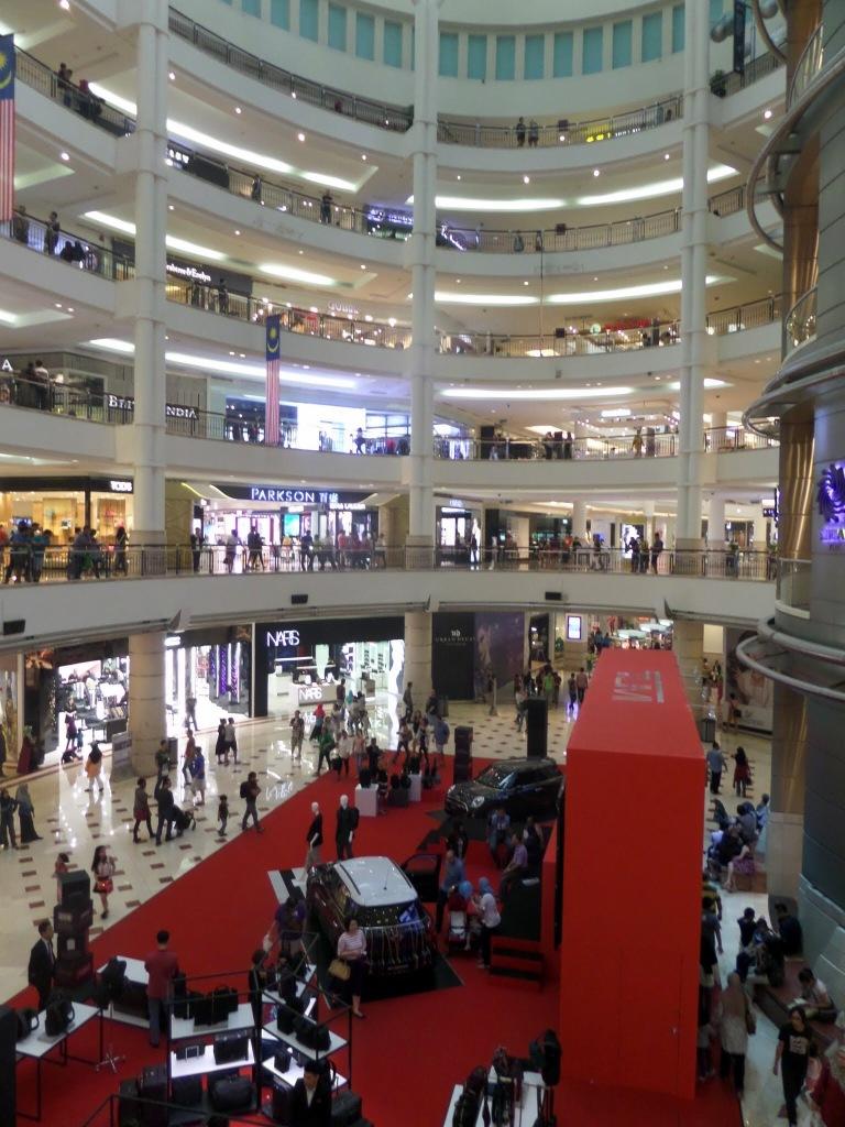 Suria Mall, Kuala Lumpur