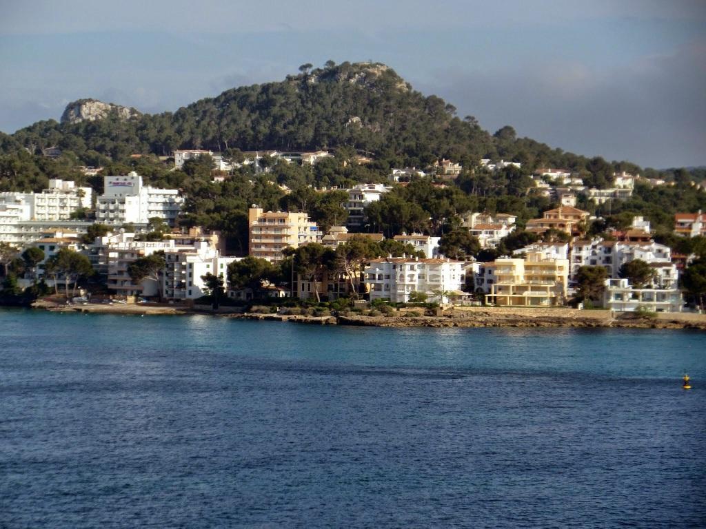 Santa Ponca bay