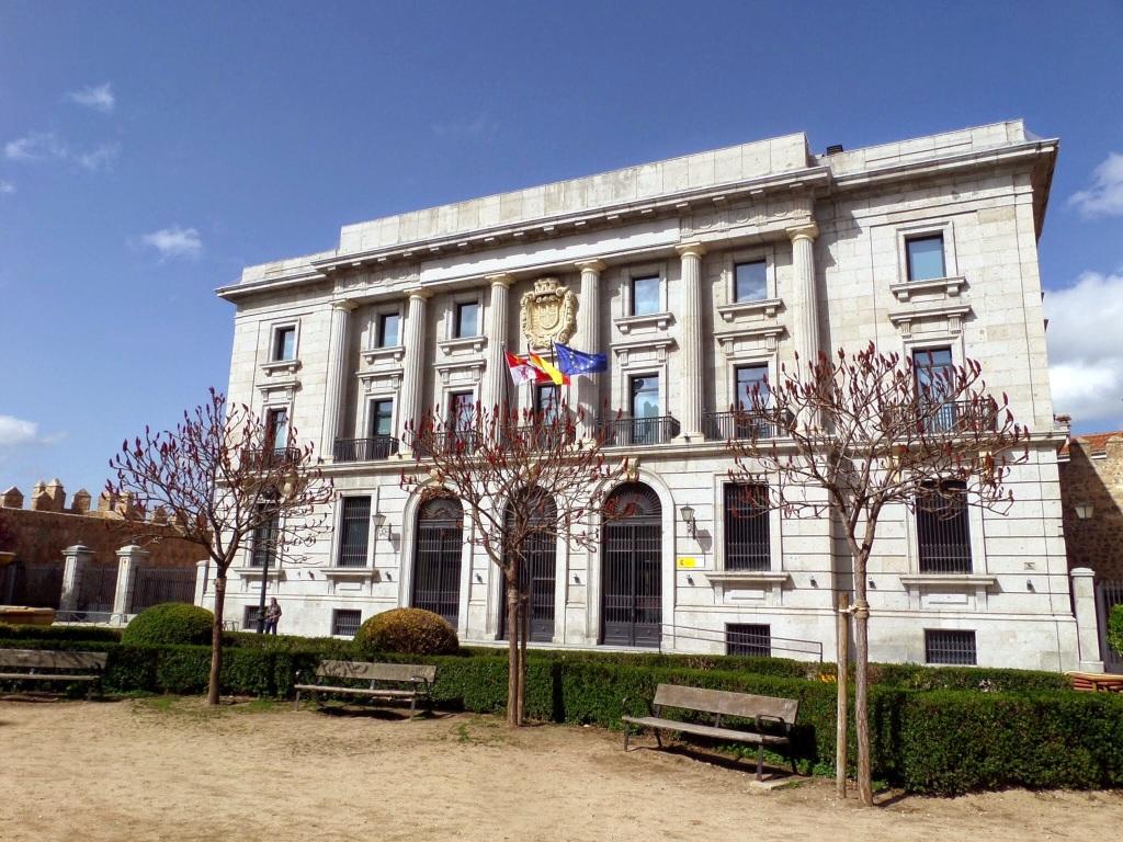 Avila City Hall