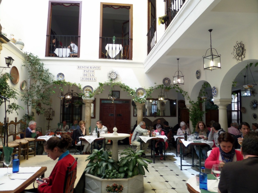 Lunch in Cordoba