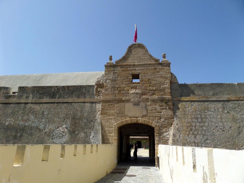 Castillo San Sebastian Fortress, Cadiz
