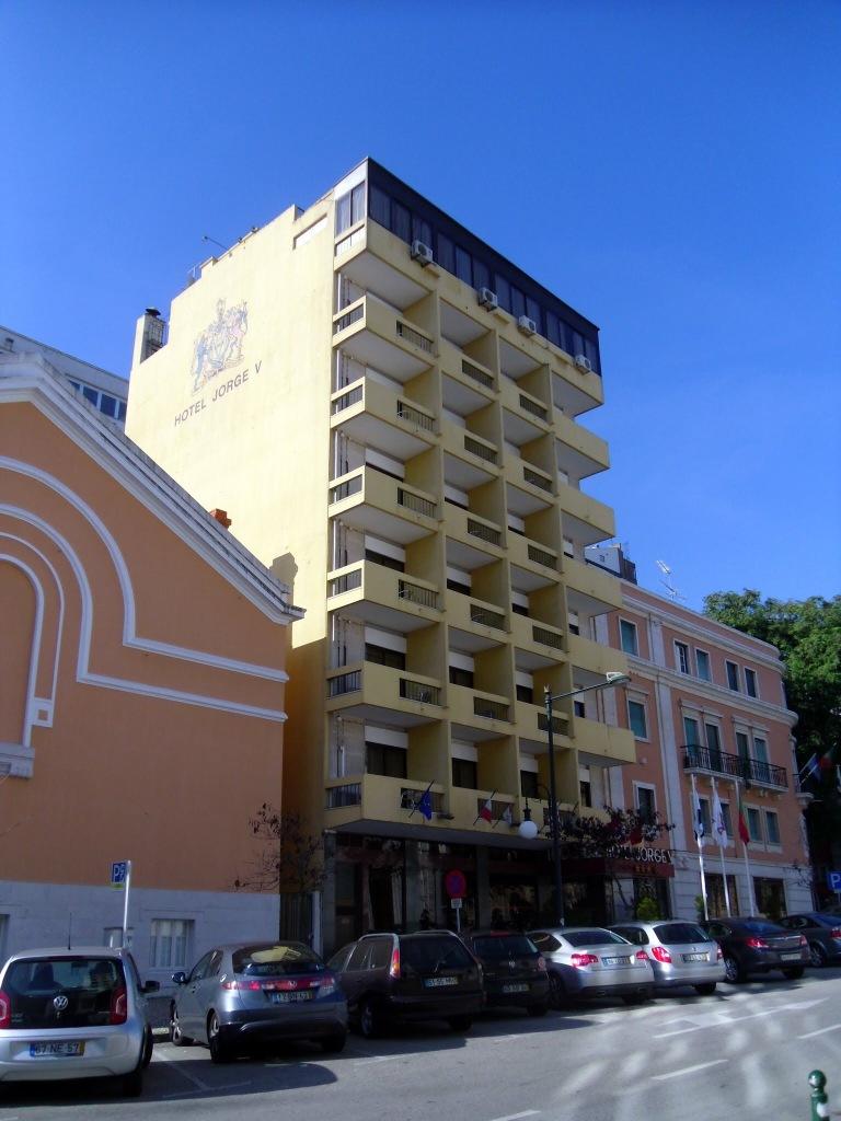 Hotel Jorges V, Lisbon