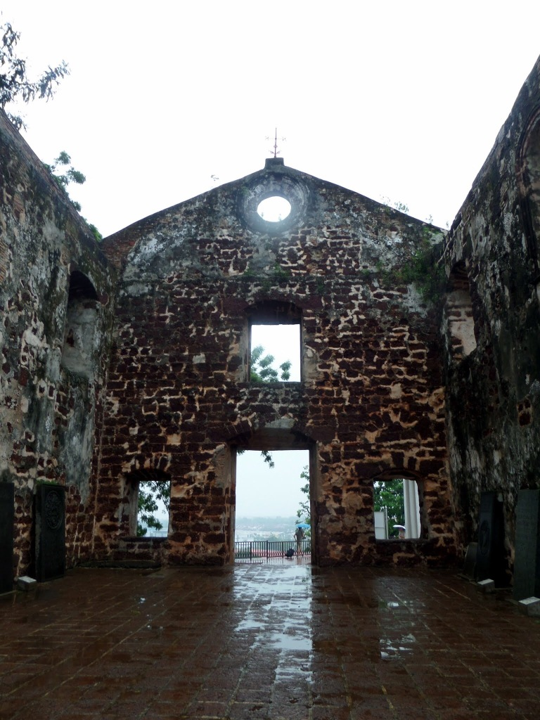 Ruins of St Paul's, Malacca