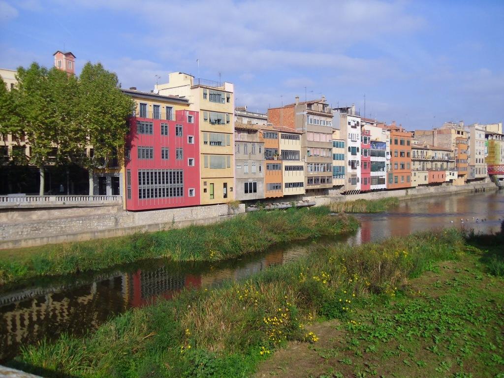 Onyar River Girona