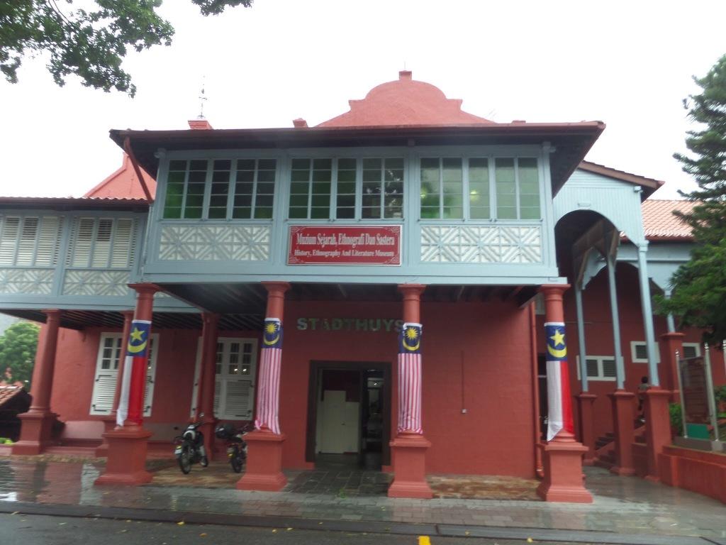 Stadhuis, Malacca