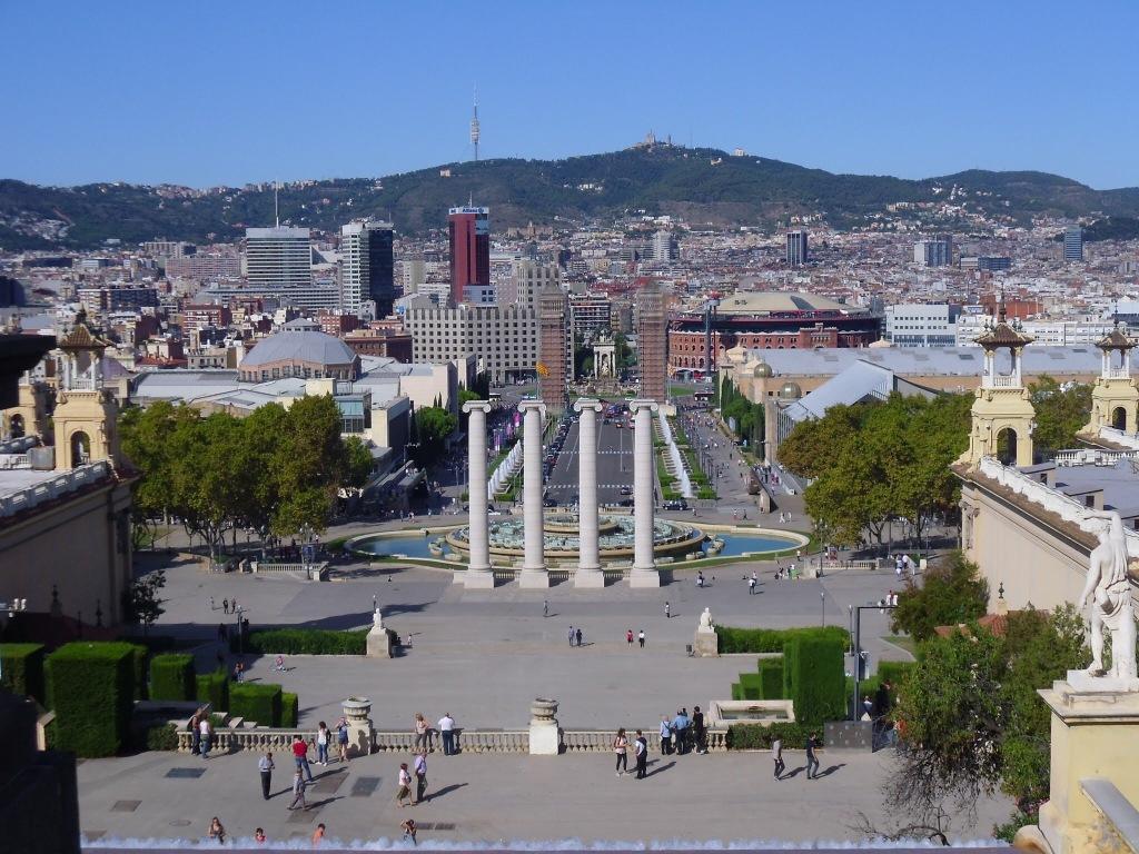Placa d'Espanya, Barcelona