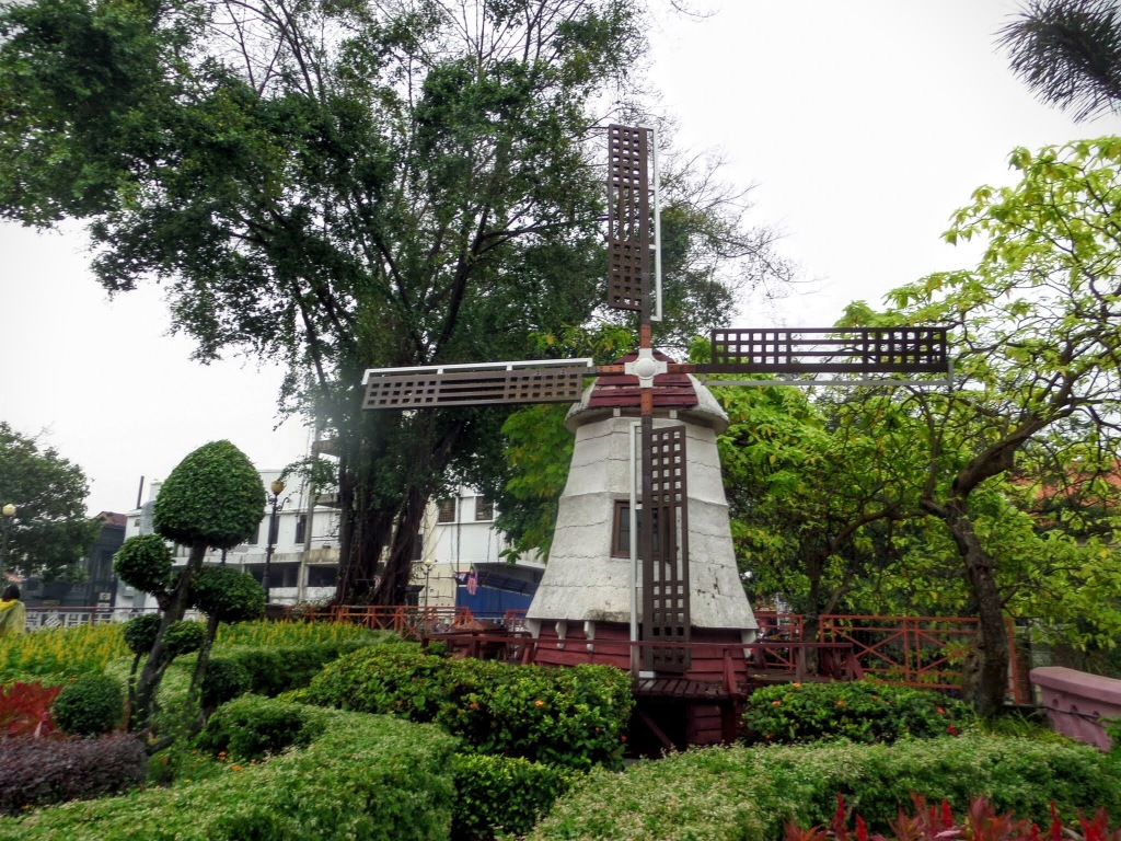 Dutch Windmill, Malacca