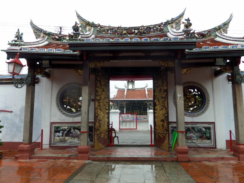 Kampunghulu Mosque, Malacca