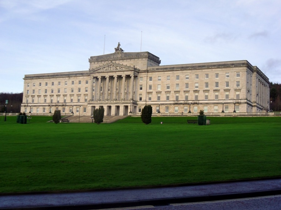 Stormont Assembly building, Belfast