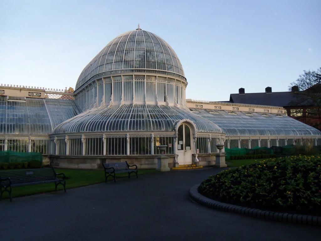 The Palm House, Belfast Botanical Gardens