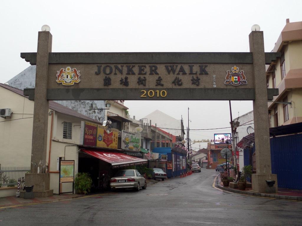 Jonker Walk, Malacca
