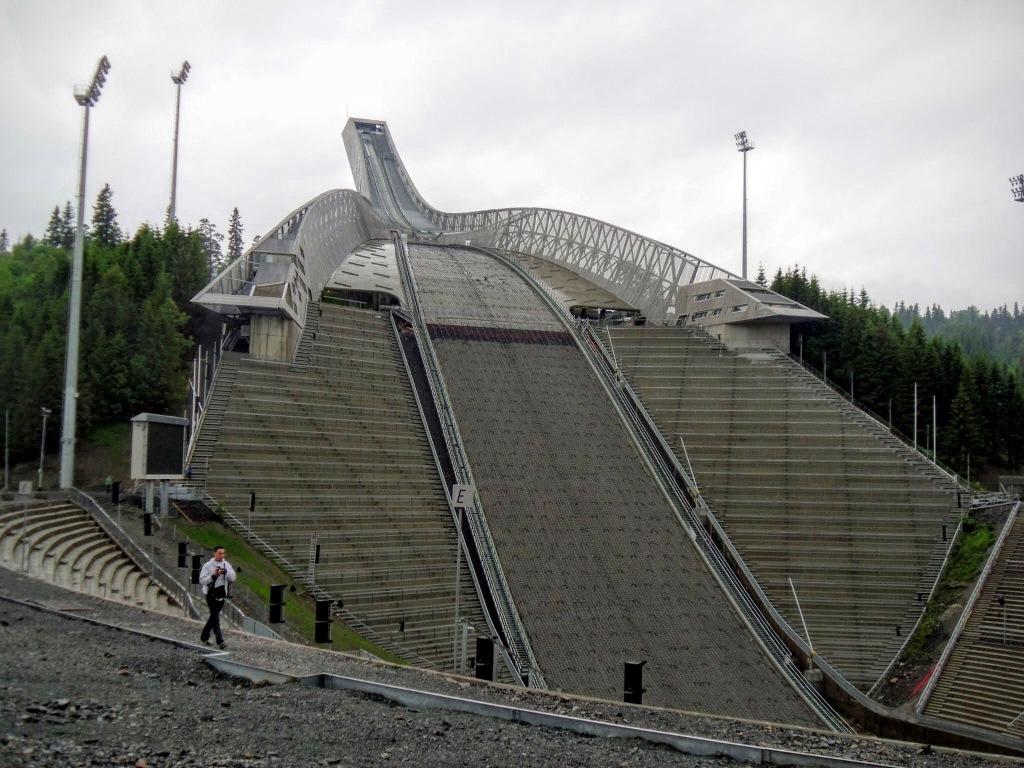 Holmenkollen Ski Jump, Oslo