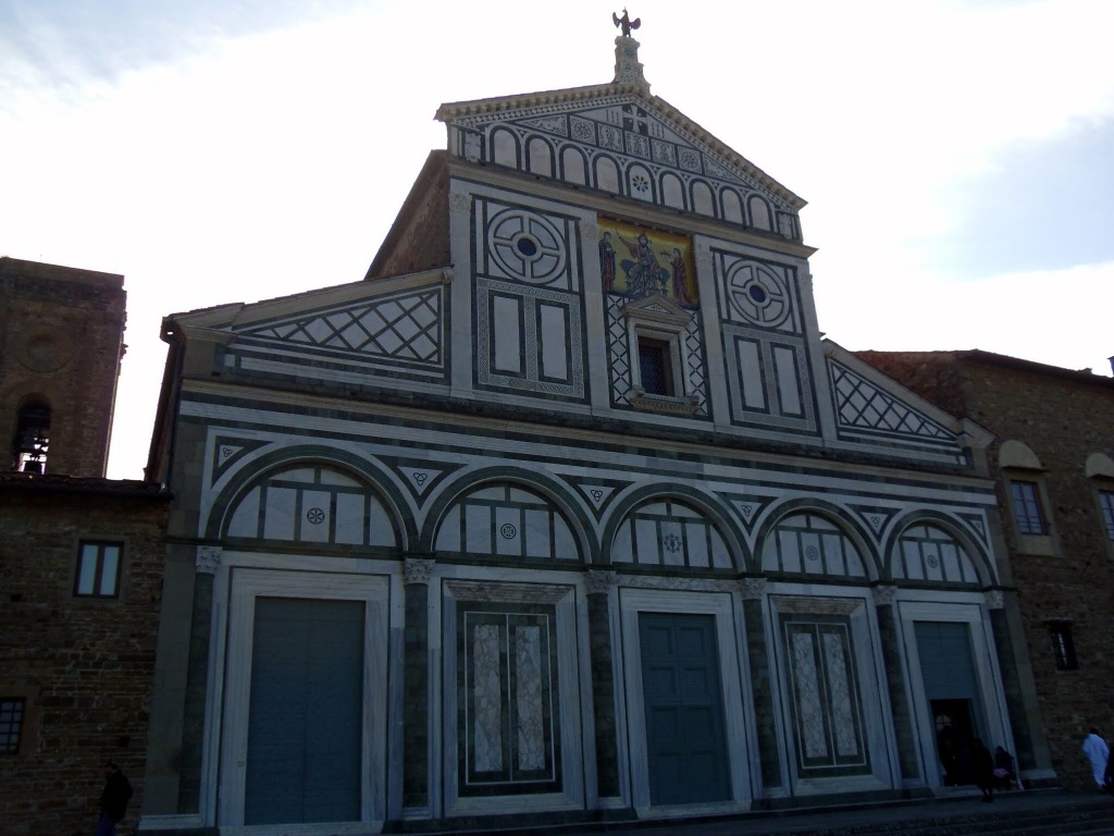 Basilicia do San Miniato, Florence