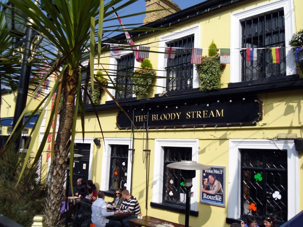 The Bloody Stream Pub, Howth