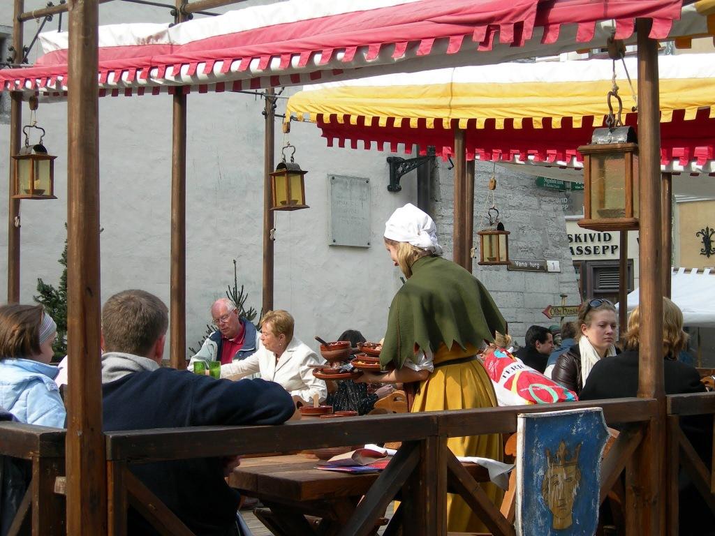 Old Hansa Restaurant, Tallinn