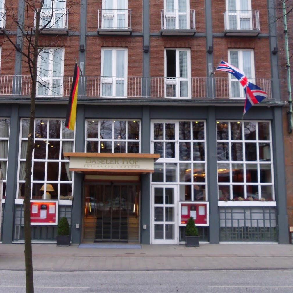 Hotel Baslerhof, Hamburg