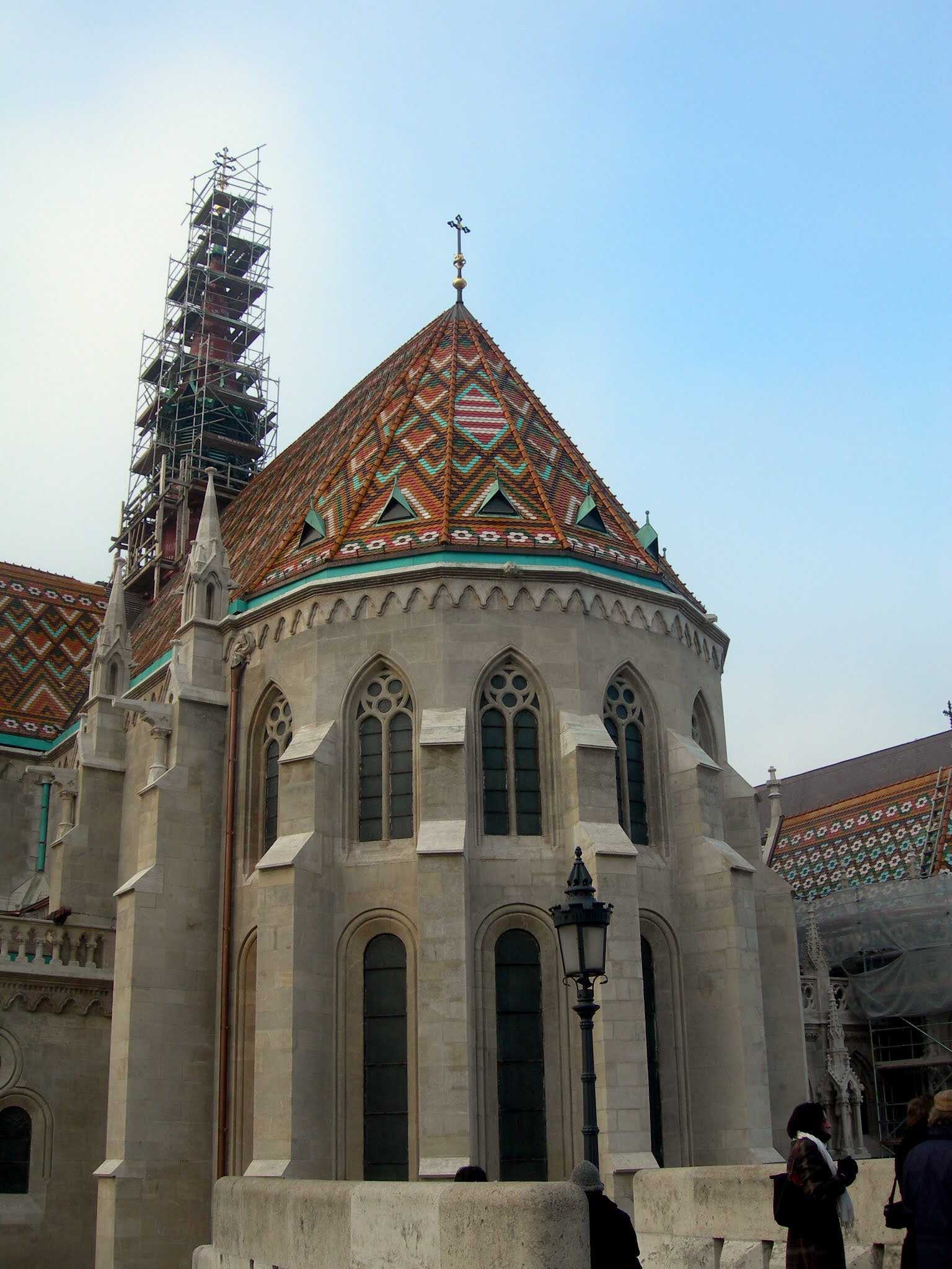 Buda cathedral, Budapest