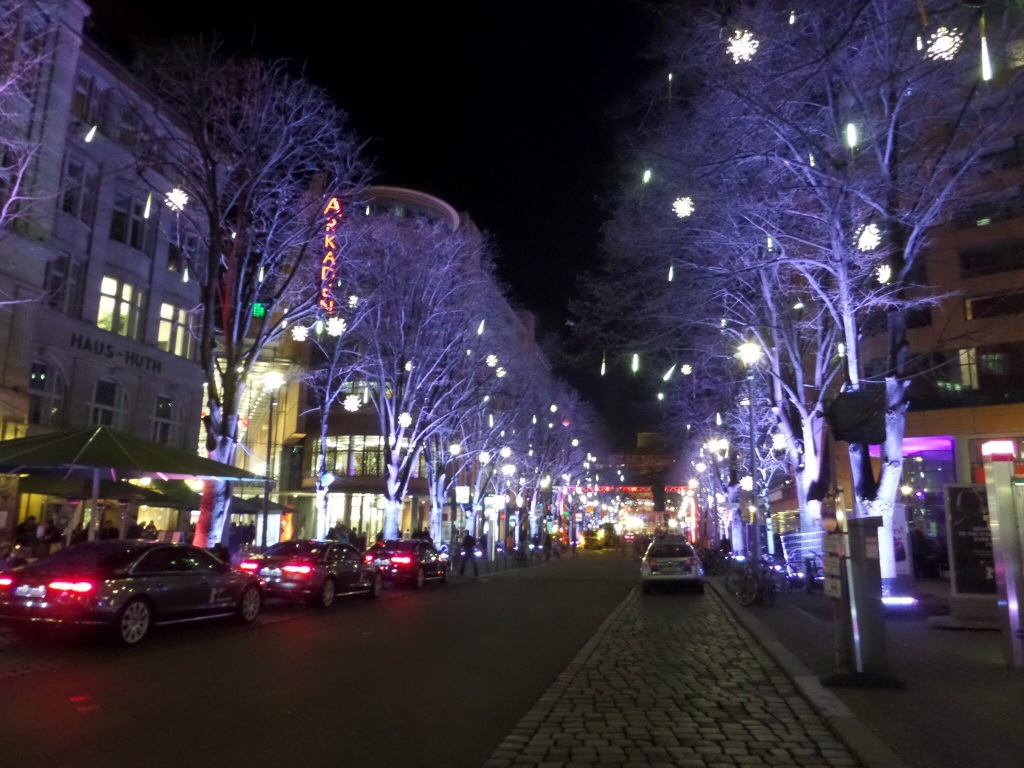 Potzdamer Platz, Berlin