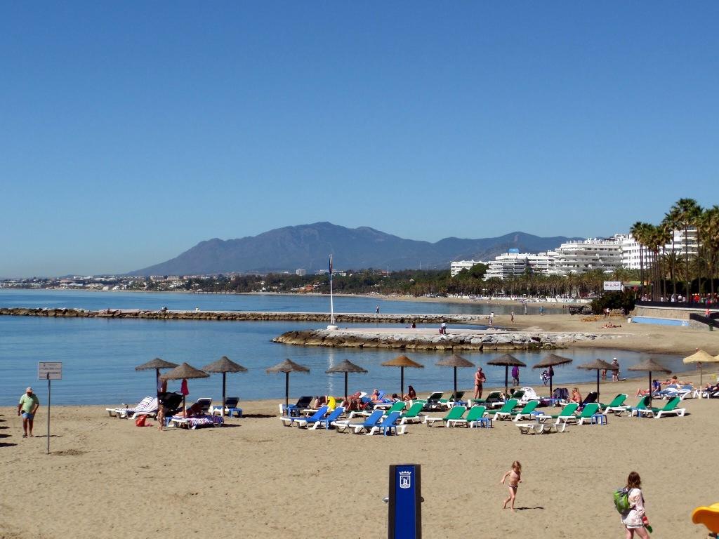 Seafront, Marbella