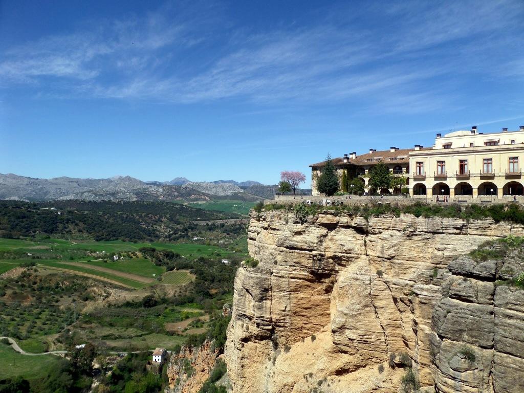 Ronda Gorge, Andalucia