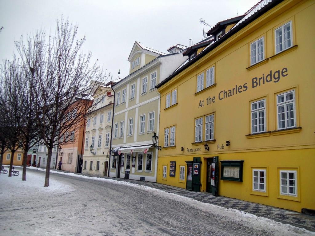 Near Charles Bridge, Prague