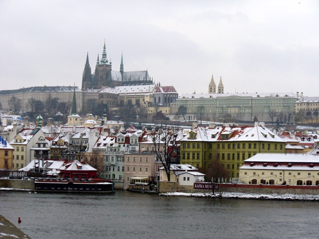 Vitava River, Prague