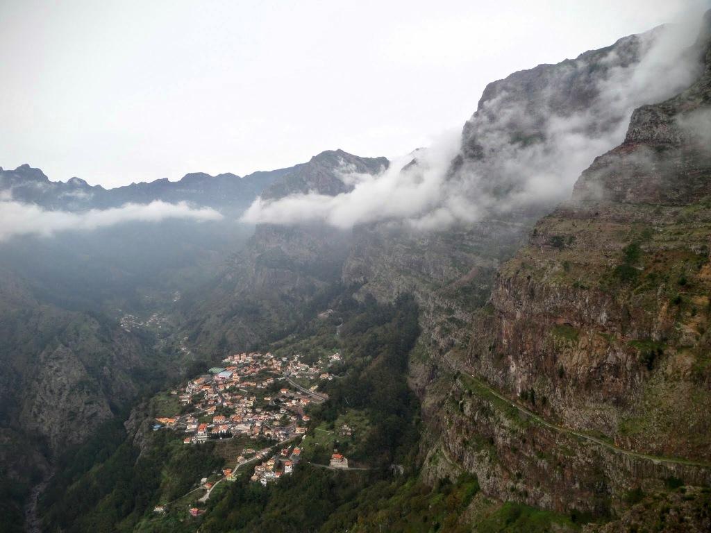 Nuns Valley, Madeira