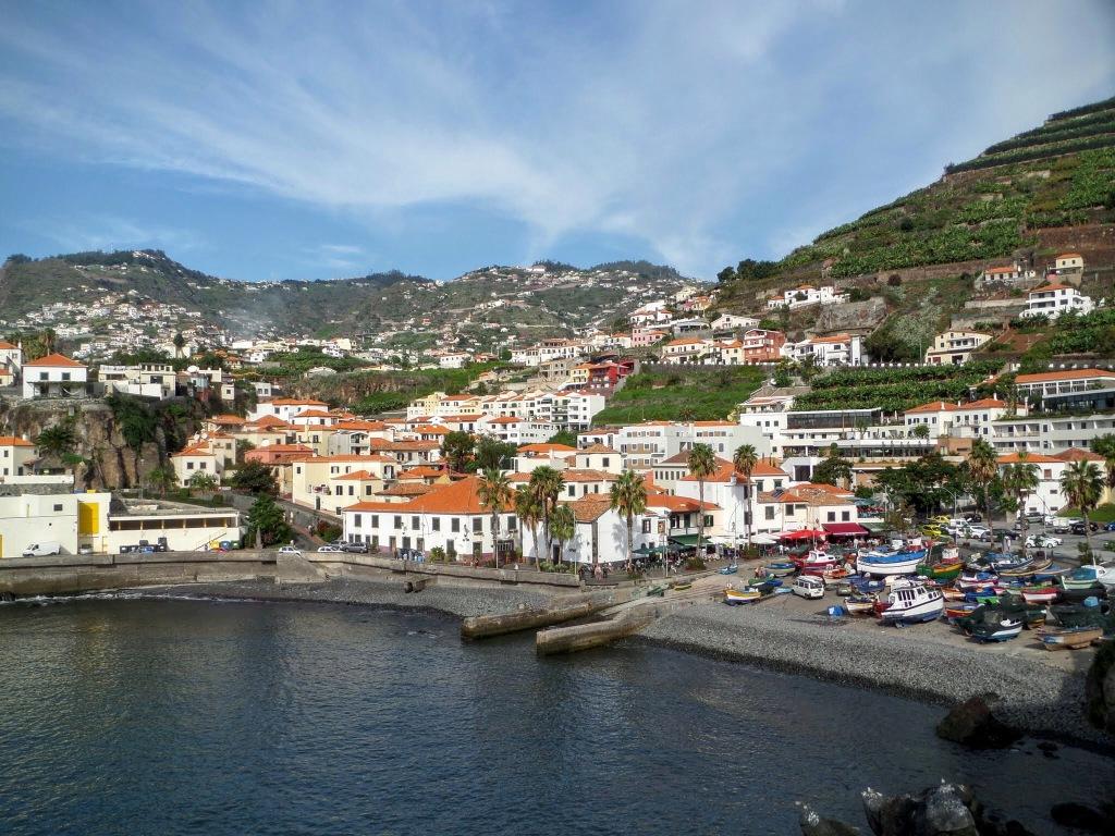 Camara da Lobos, Madeira