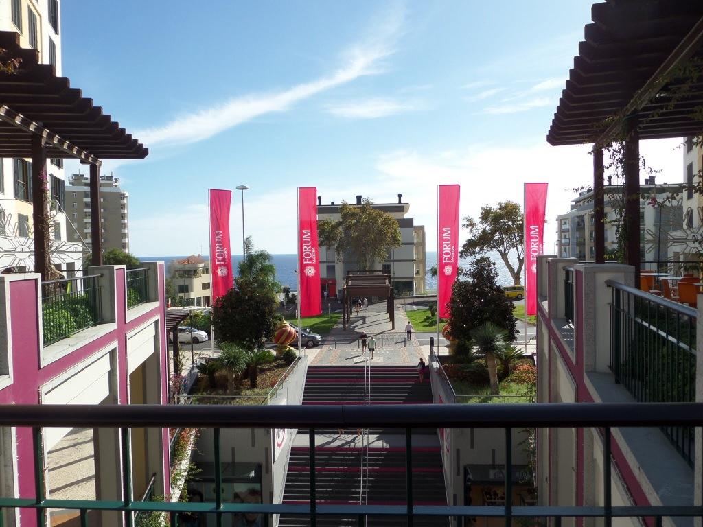 Forum Shopping Centre, Funchal