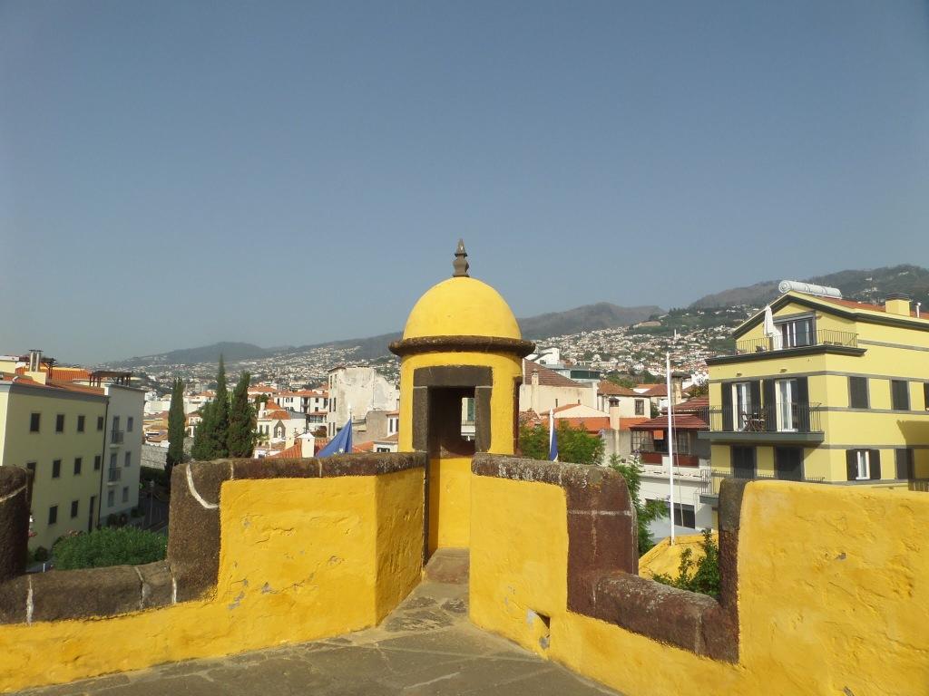 The Fort of San Tiago, Funchal