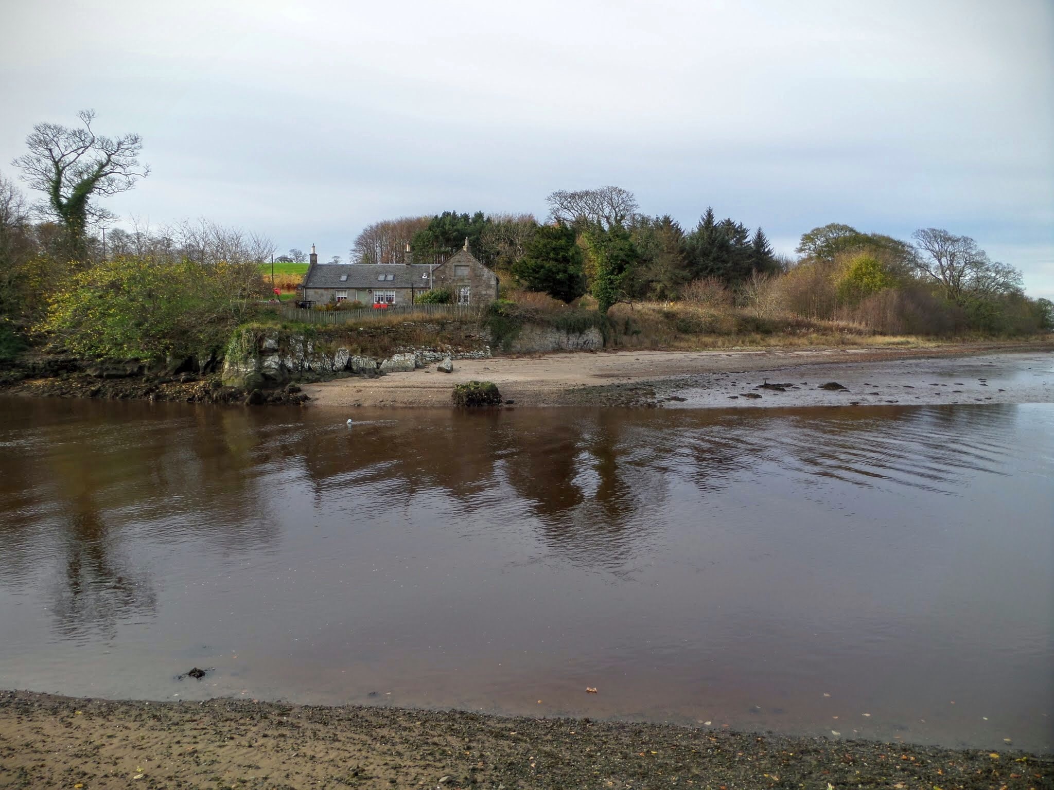 River Almond, Cramond, Edinburgh