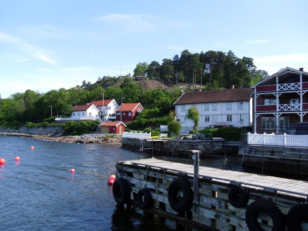 Oscarsborg, Oslofjord