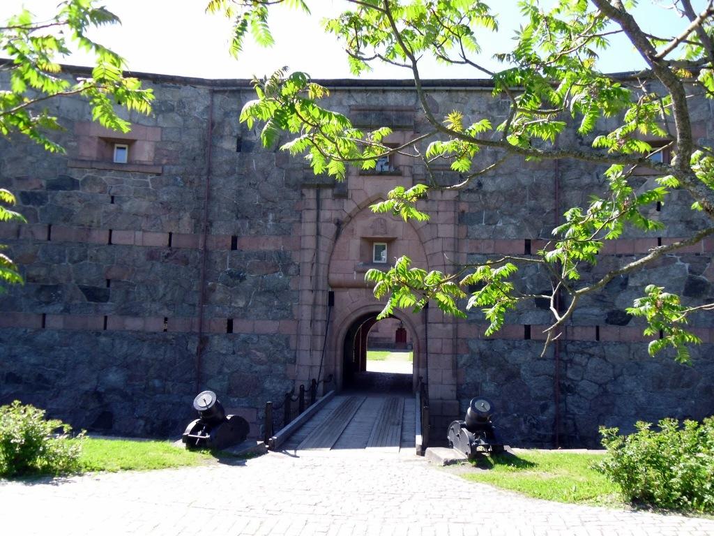 Oscarsborg Fortress, Norway