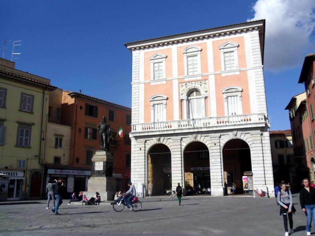 Market Hall, Pisa