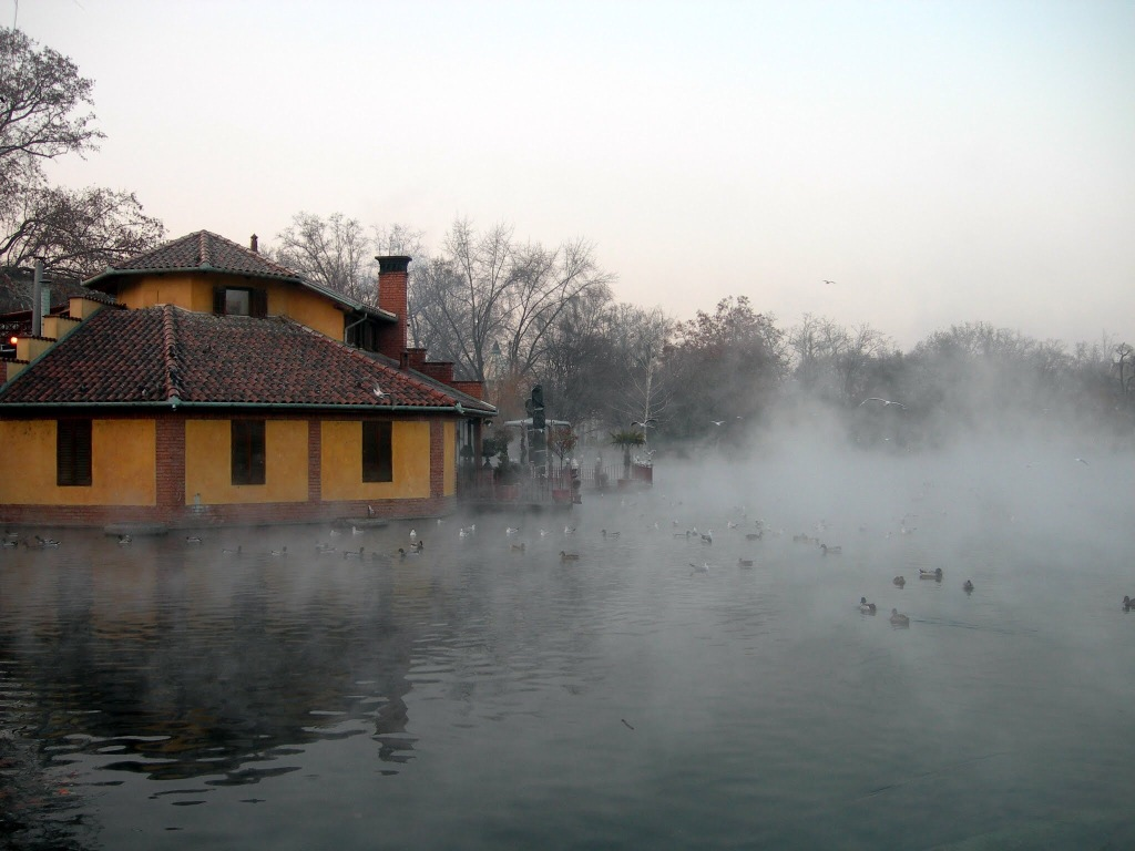 Thermal Pools, Budapest