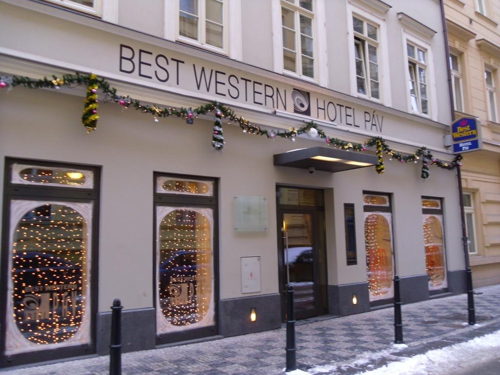 Hotel Pav, Prague