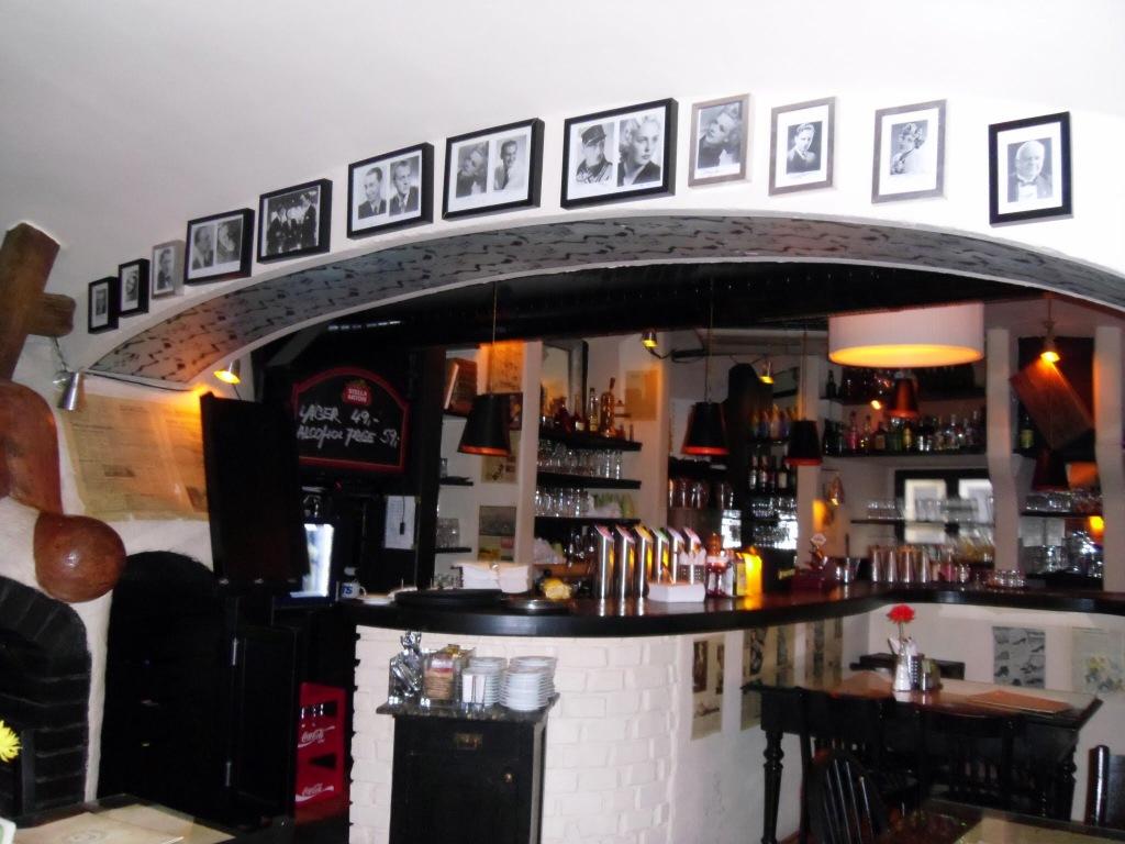 Typical Prague pub