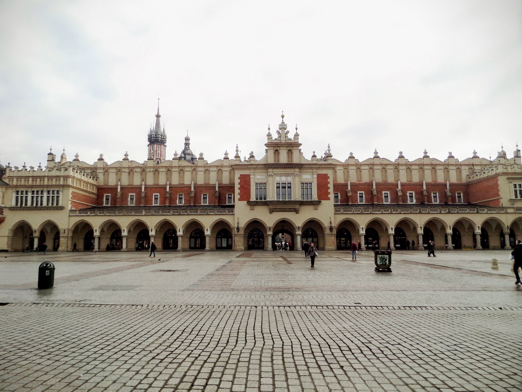 The Cloth Hall, Krakow