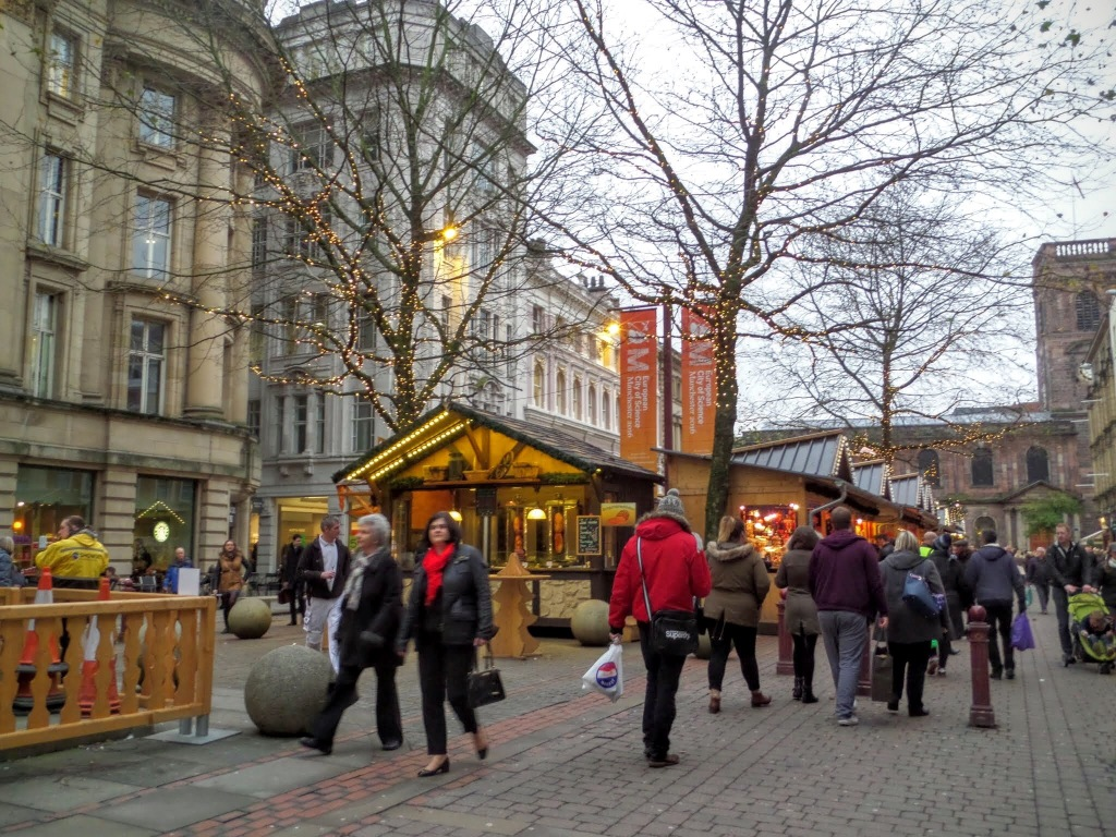 St Anne's Square, Manchester